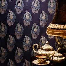 Home Decor Wallpaper Online India by Sabyasachi By Nilaya From Asian Paints Wallpapers Pinterest