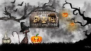 halloween kitten background 1920x1080 halloween tag wallpapers pumpkins beautiful october creative