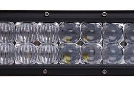 jeep light bar 4d double row led light bar 6000k ip67 for truck jeep