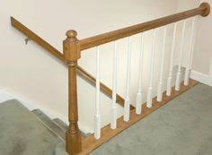 Newel Post To Handrail Fixing How To Install Your Own Railing Installing Stair Rails