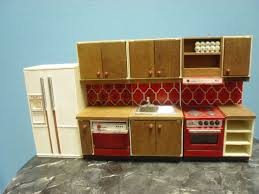 dollhouse furniture kitchen 140 best dollhouse kitchens images on dollhouses