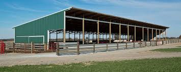 The Feed Barn Brewster Ny Monoslope Project Profile Use Indoor Feedlot Facility Size 60 U0027 X