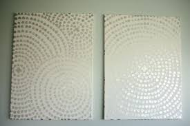 diy canvas wall art a low cost way add art your home