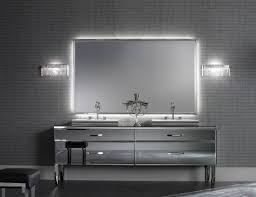bathroom led illuminated bathroom mirror mirror modern led light
