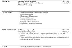 Internship Resume Examples by Mft Intern Resumes How Write A Resume After Not Working For Years