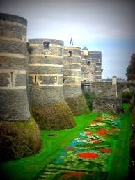 angers the historical capital of anjou exploring the castles
