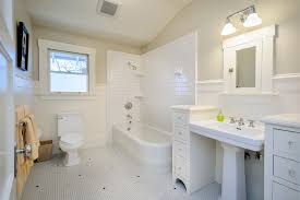 bathroom ideas with beadboard subway tile bathroom beadboard gray subway tile bathrooms with