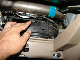 lexus es300 glove box removal sparky u0027s answers 2001 honda civic changing the cabin air filter