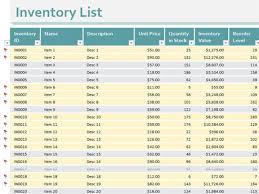 sales and inventory templates for excel