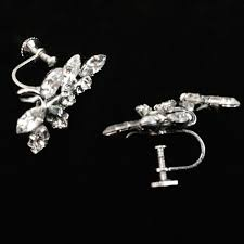 clip on earrings australia the different types of clip on earring fastener clip on earrings