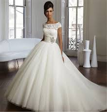 white dresses for weddings 2016 lace white ivory wedding dresses for brides plus