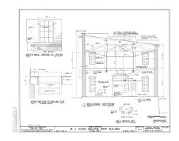 Machine Shop Floor Plan File W J Young Machine Shop South Tenth Street And Second