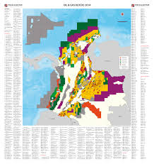 Gulf Of Mexico Block Map by Colombia Oil And Gas Blocks The Oil U0026 Gas Year