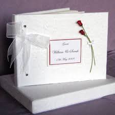 personalized wedding guest books 22 best personalised wedding guest books images on