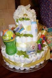 diaper cake for spring madindy