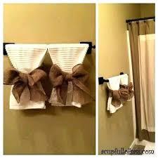 bathroom towel decorating ideas bathroom towel ideas apartments bathroom design