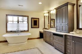 Wood Bathroom Vanities Cabinets by Awesome Dark Wood Bathroom Vanities Luxury Bathroom Design