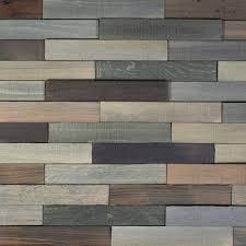 3d barn wood 1 4 in x 4 in x 24 in reclaimed wood decorative