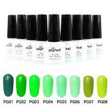 wholesale uv nail gel base top coat uv led lamp nail polish gel