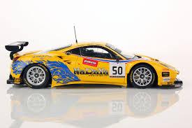 ferrari prototype 2016 ferrari 488 gt3 spa 2016 50 af corse 1 43 looksmart models