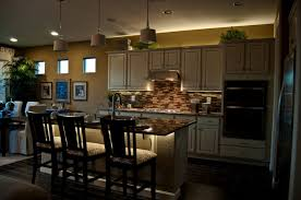Under Cabinet Lighting Ideas Kitchen by Stunning Led Lights For Kitchen Island With Above Kitchen Cabinet