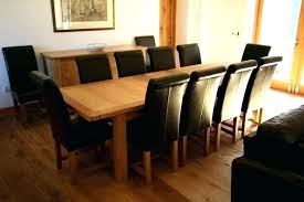 10 Seater Dining Table And Chairs 10 Seater Dining Table Table Maybe A Darker Color For The Chairs