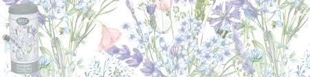 blue seed bees vintage blue seed mixture
