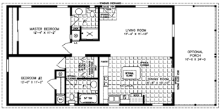 2 bedroom mobile home plans 2 bedroom mobile homes my house pinterest bedrooms house and