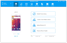 transfer itunes to android sync itunes with android in 1 click