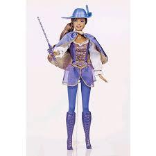 barbie musketeers viveca exclusive barbie