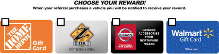 nissan accessories for sale customer referral program refer a friend northpark nissan