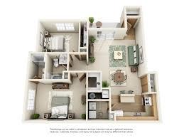 2 u0026 3 bedroom apartment homes for rent hilliard park