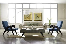 modern accent chair navy color design for living room decor