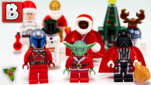 wars christmas every lego wars christmas minifigure