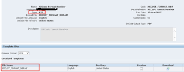 oracle technical creating xsl sub template and include xsl