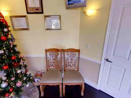 waiting area at smile design dental coral springs fl 33071 dentagama