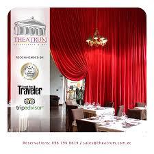 theatrum quito restaurante u0026 wine bar home facebook