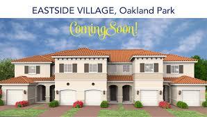 Dr Horton Wellington Floor Plan by New Preconstruction Homes Eastside Village Oakland Park Fl 33334