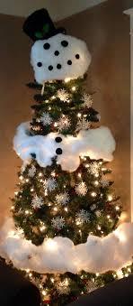 snowman christmas tree snowman christmas tree by hyperbeameevee on deviantart