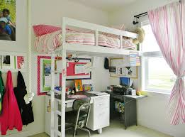 Kids Loft Bed With Desk Underneath Loft Bed With Desk Underneath Kids Contemporary With Bunk Beds