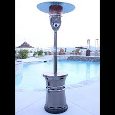 Decorative Patio Heaters by Winter Guide To Outdoor Patio Heating