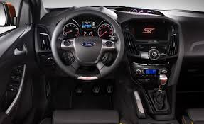 2013 ford focus information and photos zombiedrive