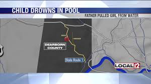 Camp Dearborn Map Child Drowns At Family Gathering In Dearborn County Youtube