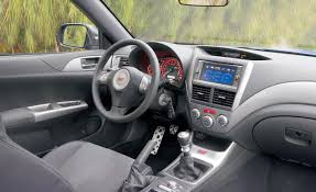 silver subaru wrx interior subaru impreza hatchback modified image 204