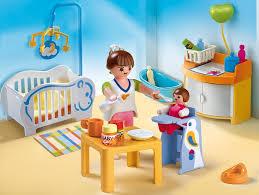 playmobil babyzimmer de playmobil 4286 babyzimmer