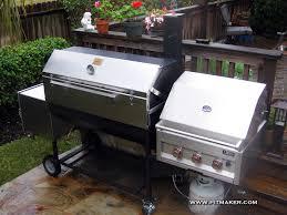 custom grills smokers charcoal smokers smoker grilling custom
