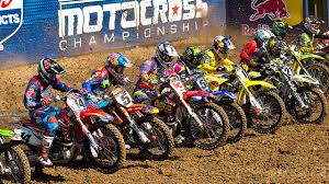 ama pro racing motocross 2015 true value thunder valley national race highlights youtube