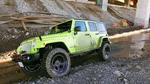 modified 4 door jeep wrangler urban u201cexploration u201d in a mopar modified jeep wrangler autotrader ca