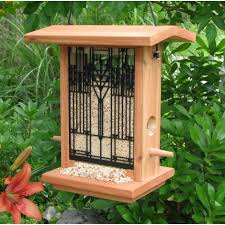 frank lloyd wright darwin d martin house hopper style bird feeder