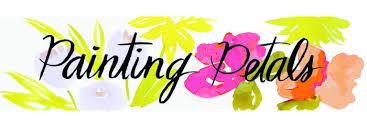 online class painting petals online class pamgarrison